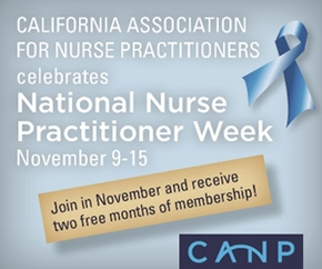National NP Week Celebrated November 9-15